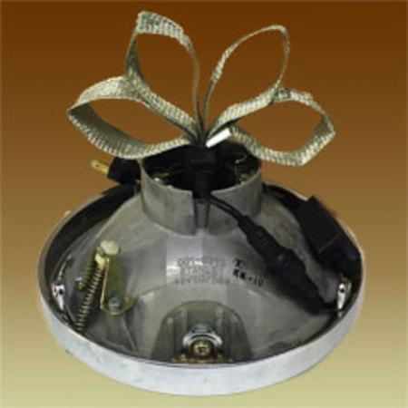 M-SOUL ムサシ LEDヘットライト 消費電力はH4 18W-20W