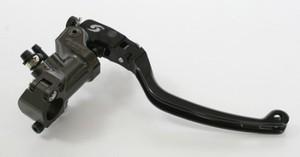 ゲールスピード ブレーキマスターシリンダー(vrc)19パイ 18-16mm ミラーホルダー付き