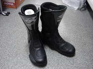 リアルライダープロ ライデングブーツ(ブラック)