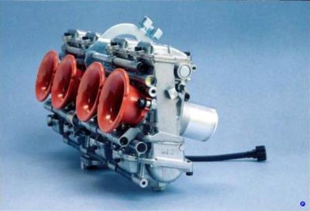 ケイヒン FCR37ΦキャブレターGPZ900R(ビトーR&D)