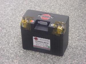SHORAI(リチウムバッテリー)LFX09A2-BS12