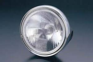 PMC■BRIGHTECヘッドライトシステム 8mm汎用ケース付(ブラック)