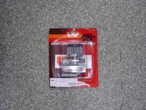 K&N ブリーザーフィルター TW200 ホース取り付けタイプ