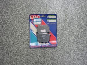 激安 EBC FA65ブレーキパット:GSX1100SZ/SD刀82-83
