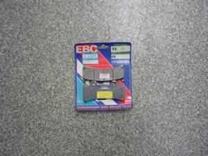 激安 EBC FA190ブレーキパット:FZR1000EXUP94-95
