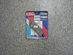 激安 EBC FA189ブレーキパット:CBR1000F89-フロント&リヤ用