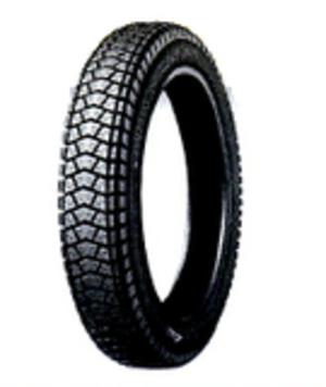 ダンロップ バイク タイヤ D502 スノータイヤ 2.25-17 4PR チューブタイプ フロント