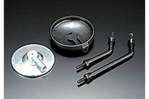 激安 Mテック Z1/2ミラー(ブラック)1本