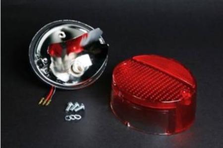激安 MRS Z1/Z2テールランプ 純正タイプ(赤)ベース無し